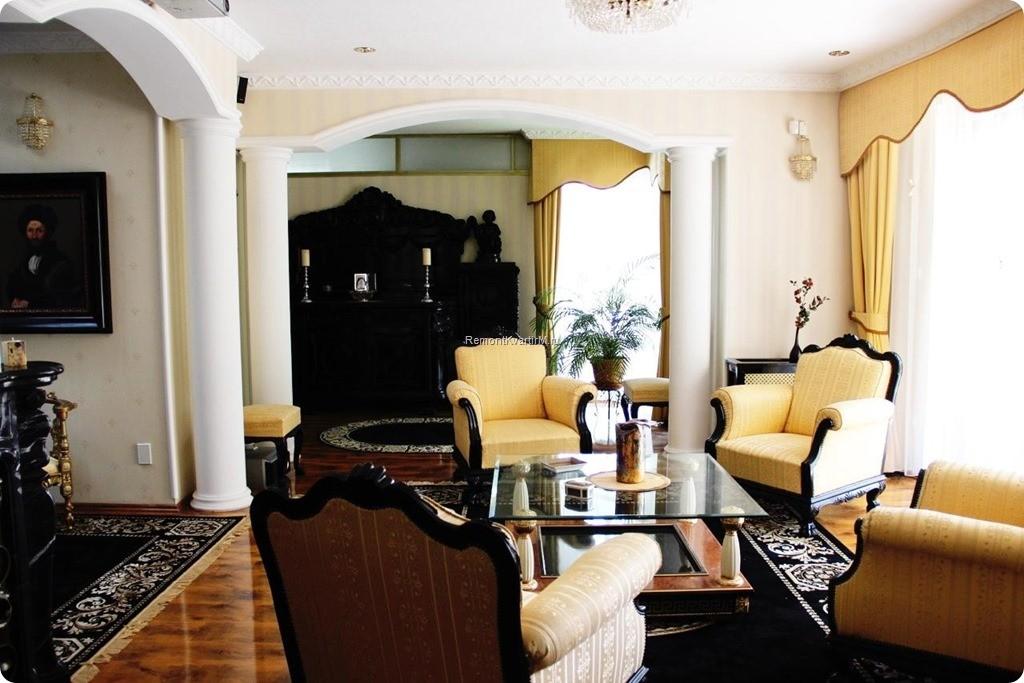 Фото отделки квартиры в Москве