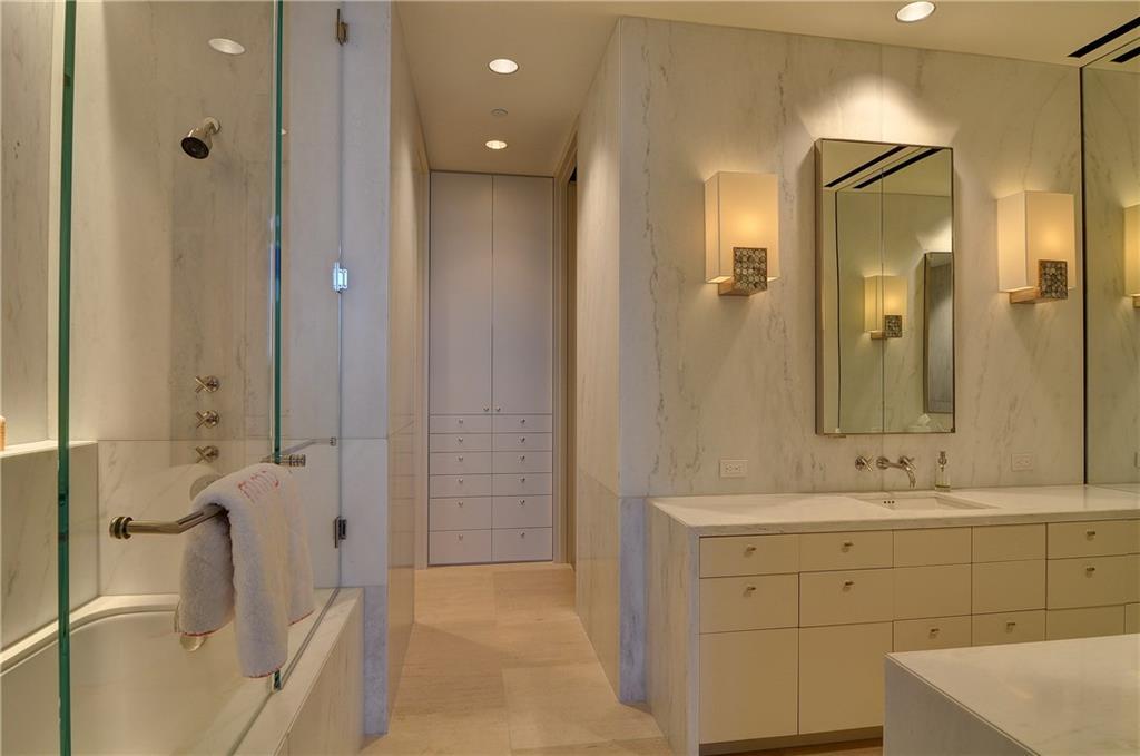 Элитная отделка ванной комнаты